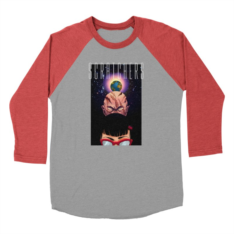 Scratchers Men's Longsleeve T-Shirt by ABELACLE.