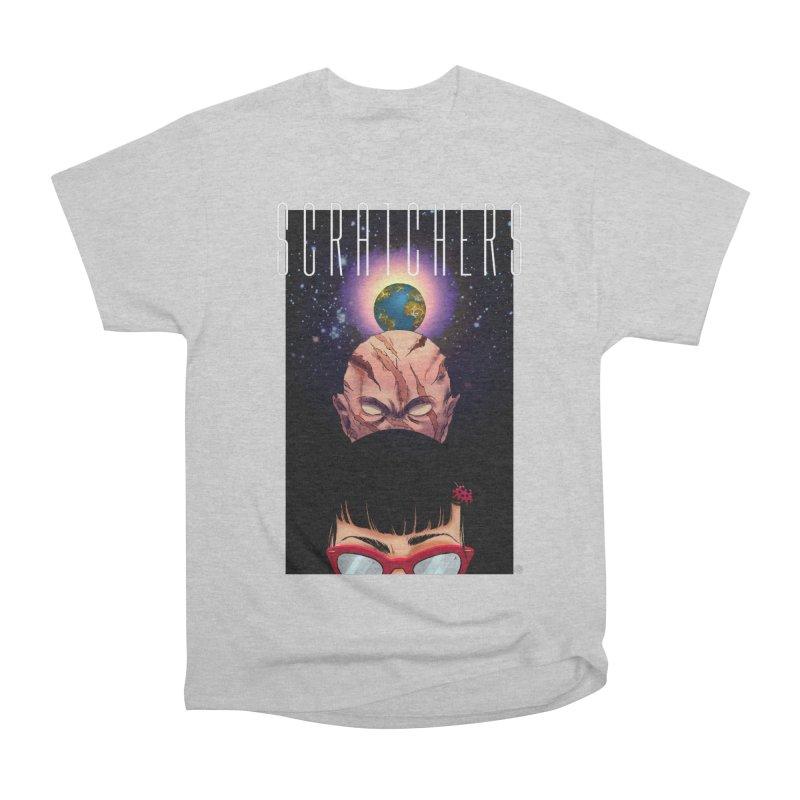 Scratchers Men's T-Shirt by ABELACLE.