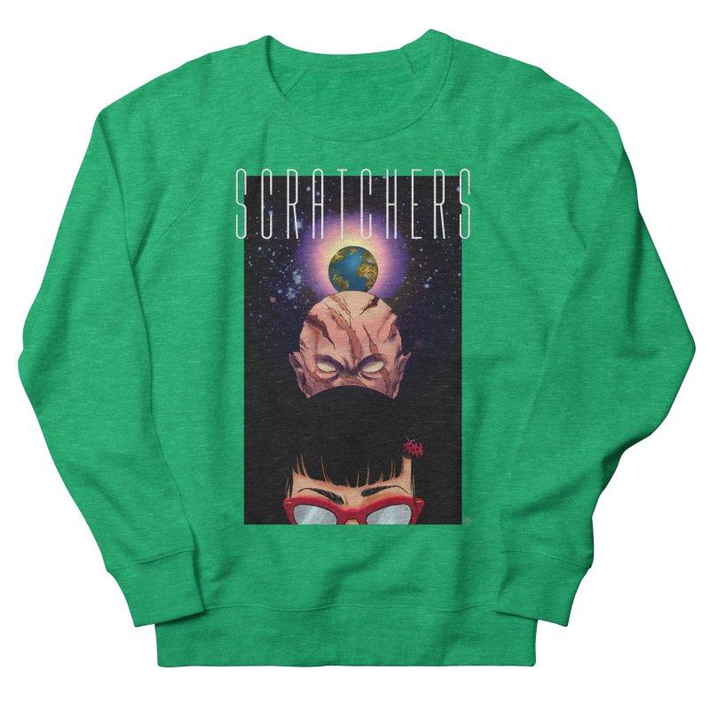 Scratchers Men's Sweatshirt by ABELACLE.