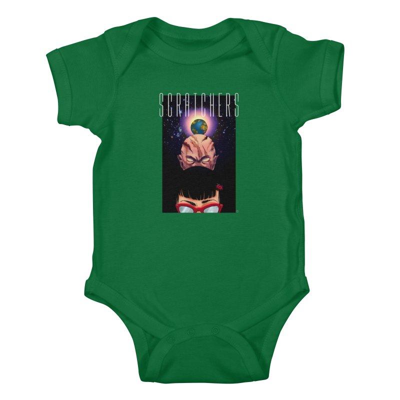 Scratchers Kids Baby Bodysuit by ABELACLE.