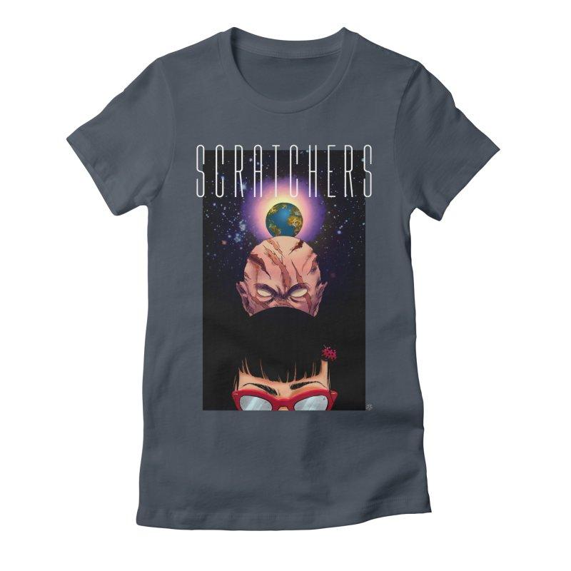Scratchers Women's T-Shirt by ABELACLE.