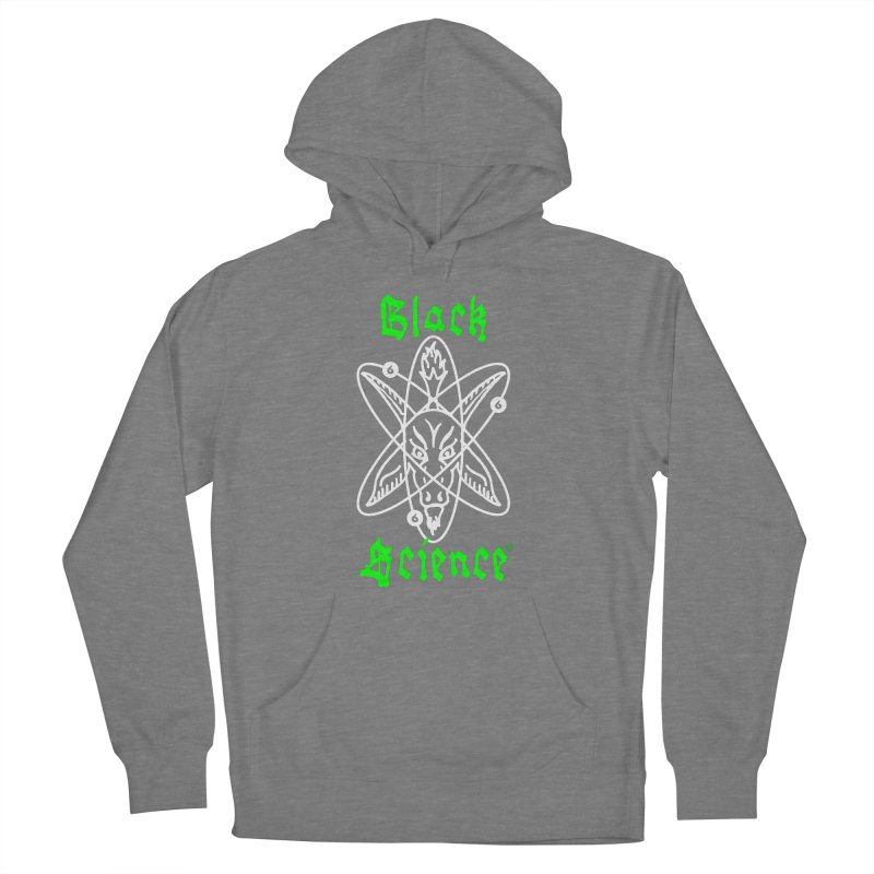 Black Science Women's Pullover Hoody by ABELACLE.