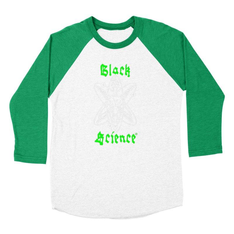 Black Science Women's Longsleeve T-Shirt by ABELACLE.