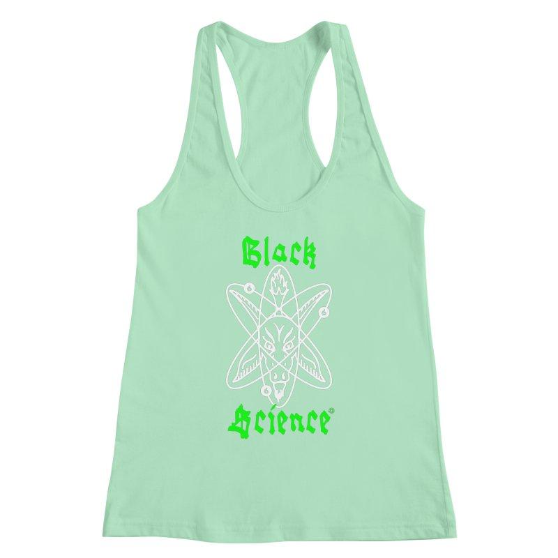 Black Science Women's Tank by ABELACLE.