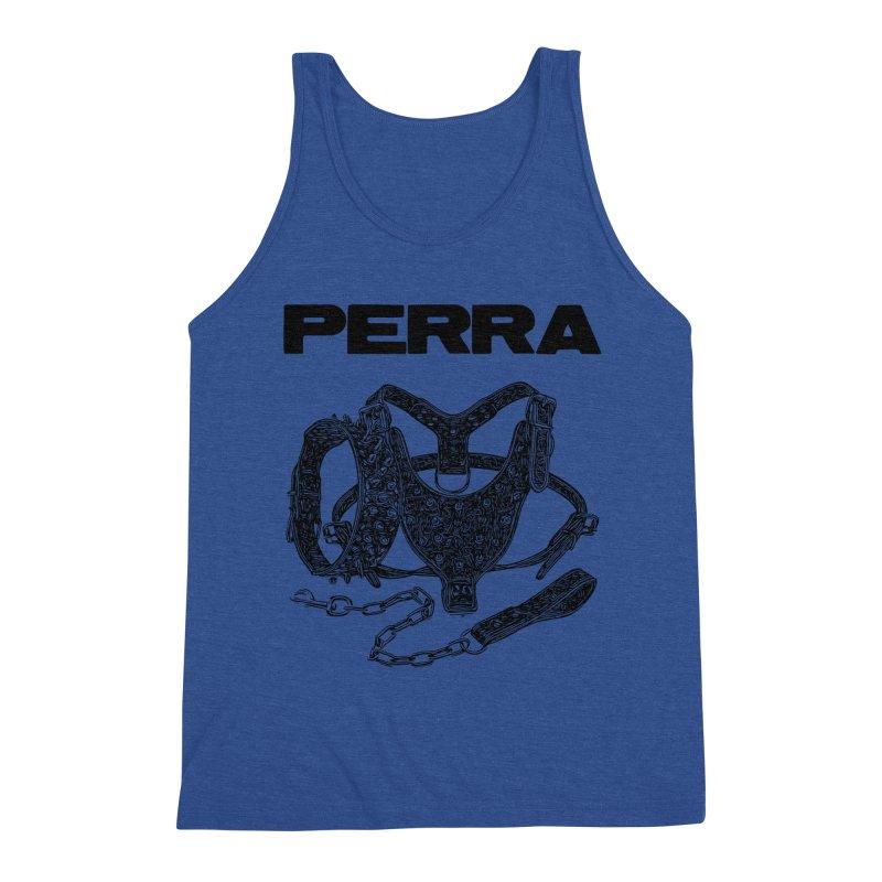 Perra - BLACK INK Men's Tank by ABELACLE.