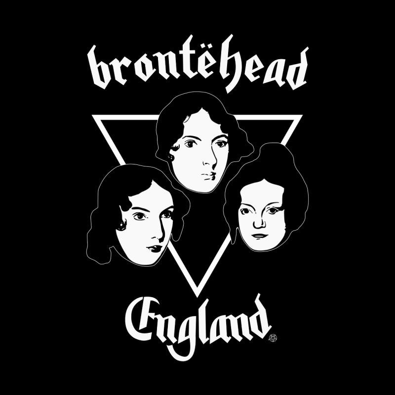 Brontëhead Men's T-Shirt by ABELACLE.