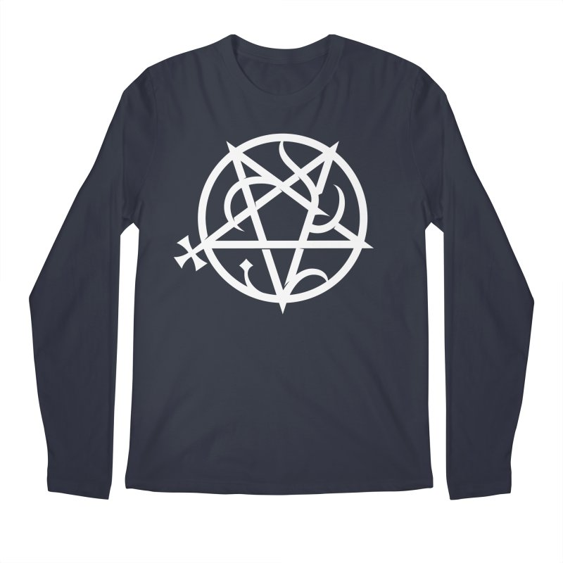 Abelacle Men's Regular Longsleeve T-Shirt by ABELACLE