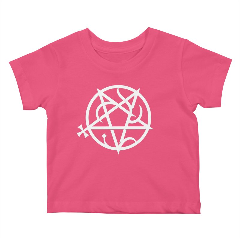 Abelacle Kids Baby T-Shirt by ABELACLE