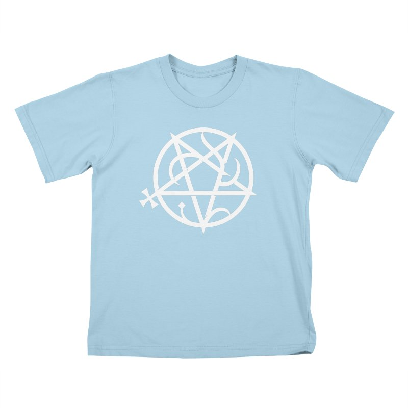 Abelacle Kids T-Shirt by ABELACLE