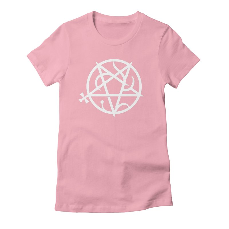 Abelacle Women's Fitted T-Shirt by ABELACLE