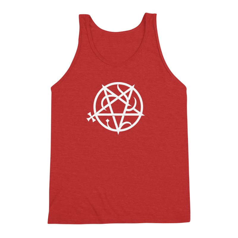 Abelacle Men's Triblend Tank by ABELACLE