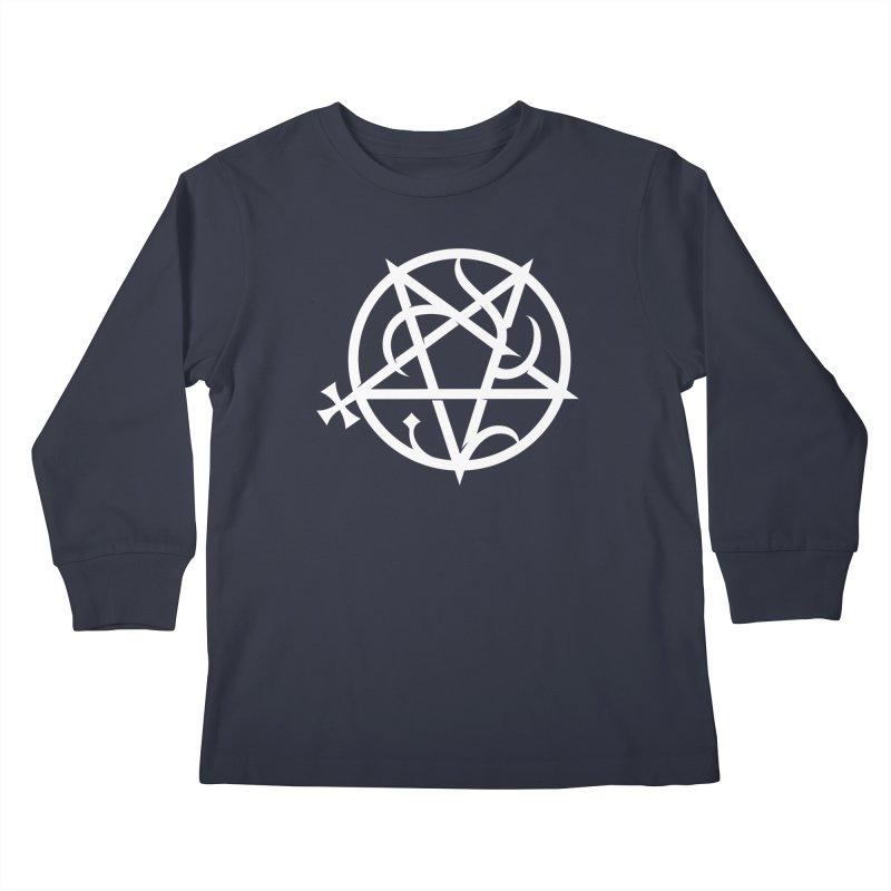 Abelacle Kids Longsleeve T-Shirt by ABELACLE