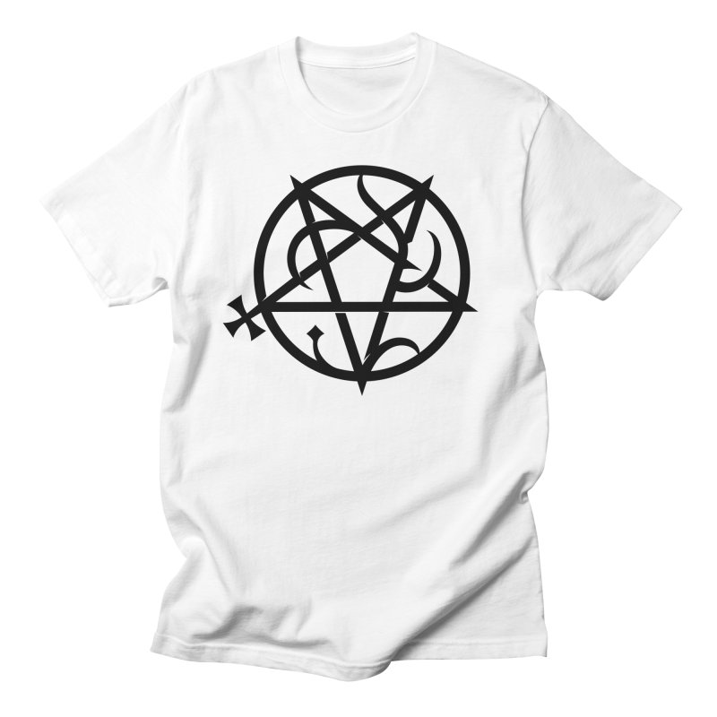 Abelacle (alt.) in Men's Regular T-Shirt White by ABELACLE