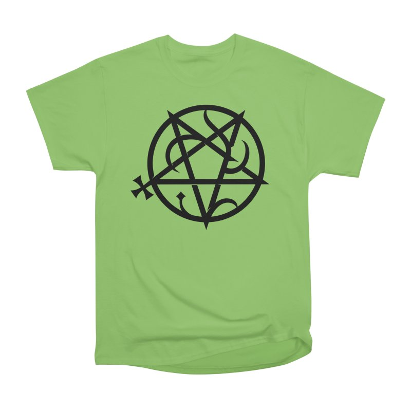 Abelacle (alt.) Men's Heavyweight T-Shirt by ABELACLE