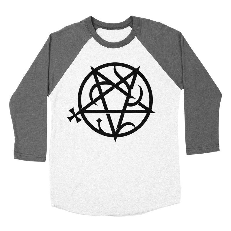 Abelacle (alt.) Women's Baseball Triblend Longsleeve T-Shirt by ABELACLE