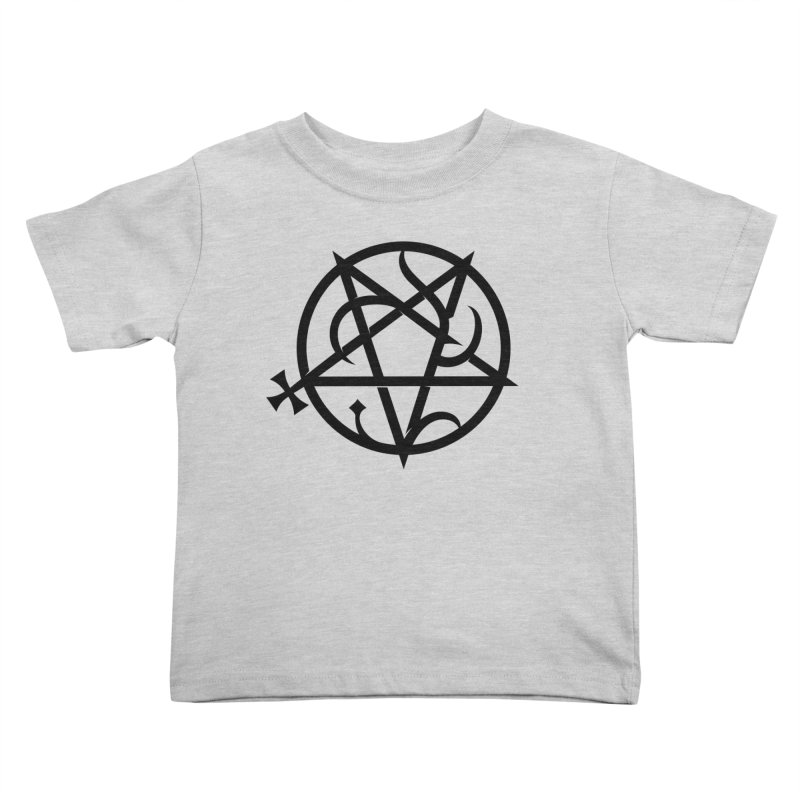 Abelacle (alt.) Kids Toddler T-Shirt by ABELACLE