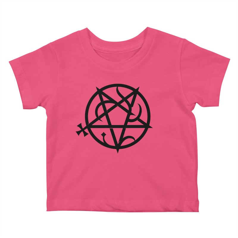 Abelacle (alt.) Kids Baby T-Shirt by ABELACLE