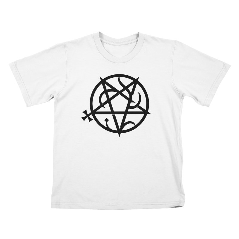 Abelacle (alt.) Kids T-Shirt by ABELACLE