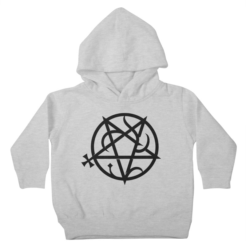 Abelacle (alt.) Kids Toddler Pullover Hoody by ABELACLE