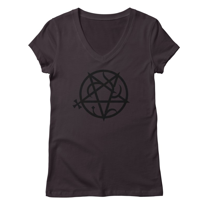 Abelacle (alt.) Women's Regular V-Neck by ABELACLE