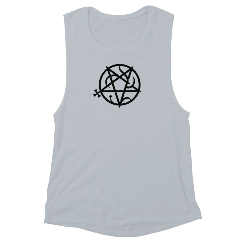 Abelacle (alt.) Women's Muscle Tank by ABELACLE