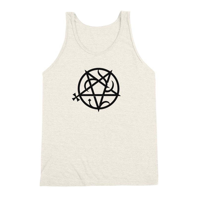 Abelacle (alt.) Men's Triblend Tank by ABELACLE
