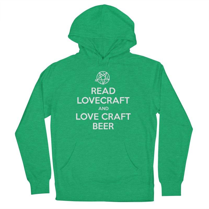 Lovecraftbeer Men's Pullover Hoody by ABELACLE