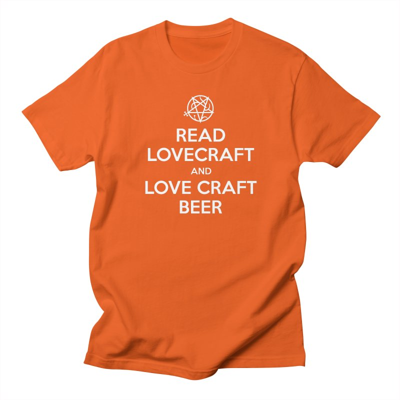 Lovecraftbeer Women's Regular Unisex T-Shirt by ABELACLE