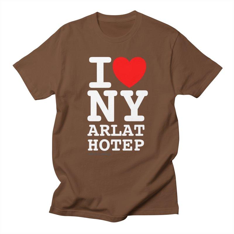 I Love Nyarlathotep Men's Regular T-Shirt by ABELACLE