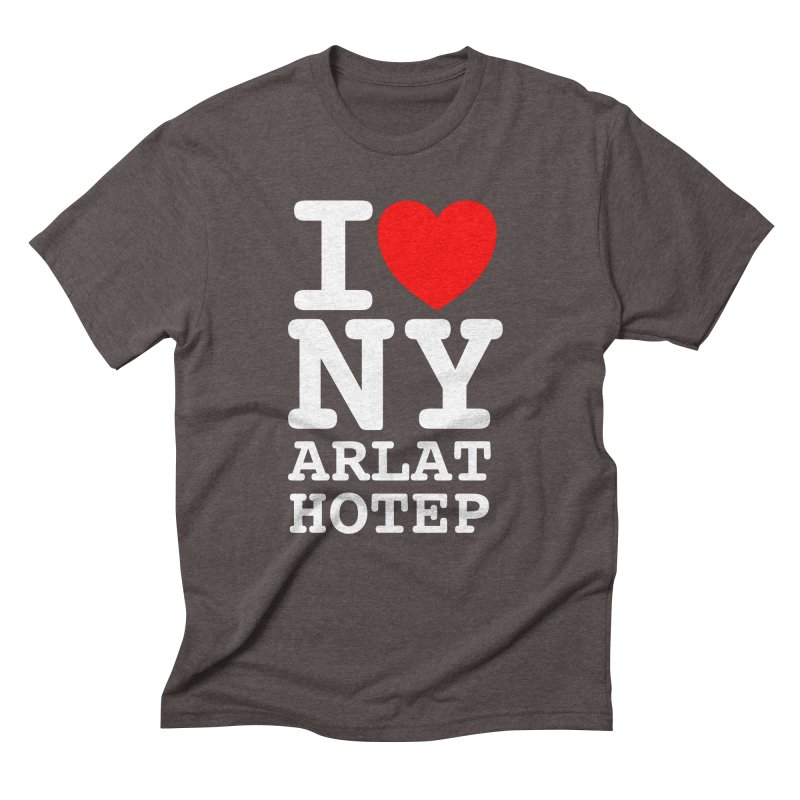 I Love Nyarlathotep Men's Triblend T-Shirt by ABELACLE
