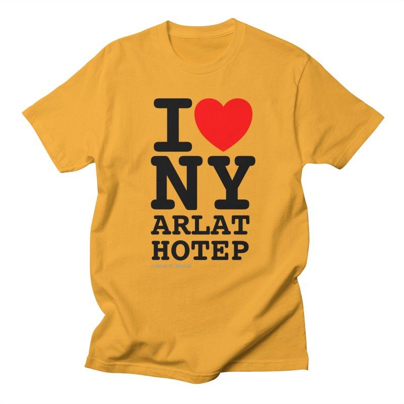 I Love Nyarlathotep (alt.) Women's Regular Unisex T-Shirt by ABELACLE