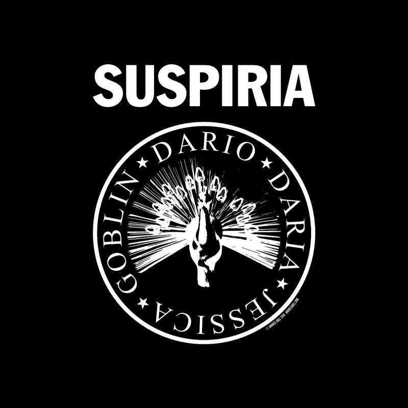 Suspiria 1977 Men's T-Shirt by ABELACLE