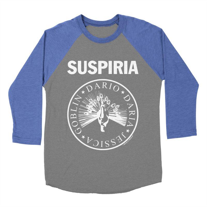 Suspiria 1977 Women's Baseball Triblend Longsleeve T-Shirt by ABELACLE