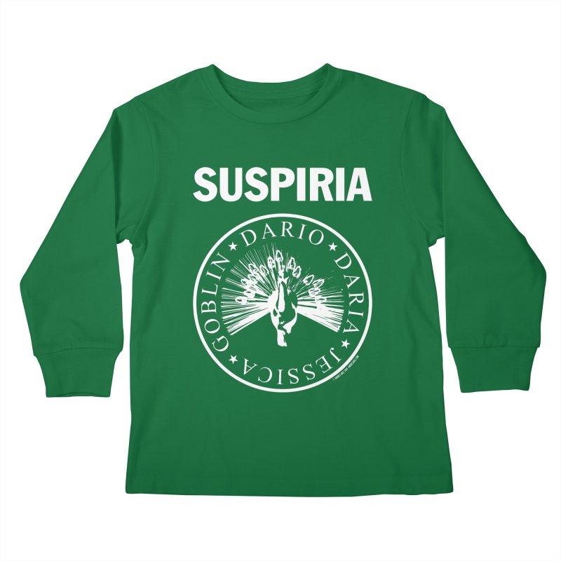 Suspiria 1977 Kids Longsleeve T-Shirt by ABELACLE