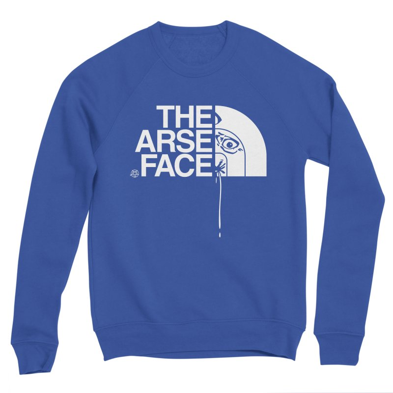 The Arse Face Men's Sweatshirt by ABELACLE