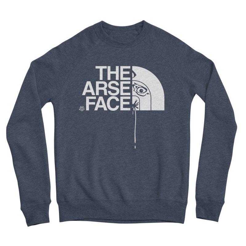 The Arse Face Men's Sponge Fleece Sweatshirt by ABELACLE