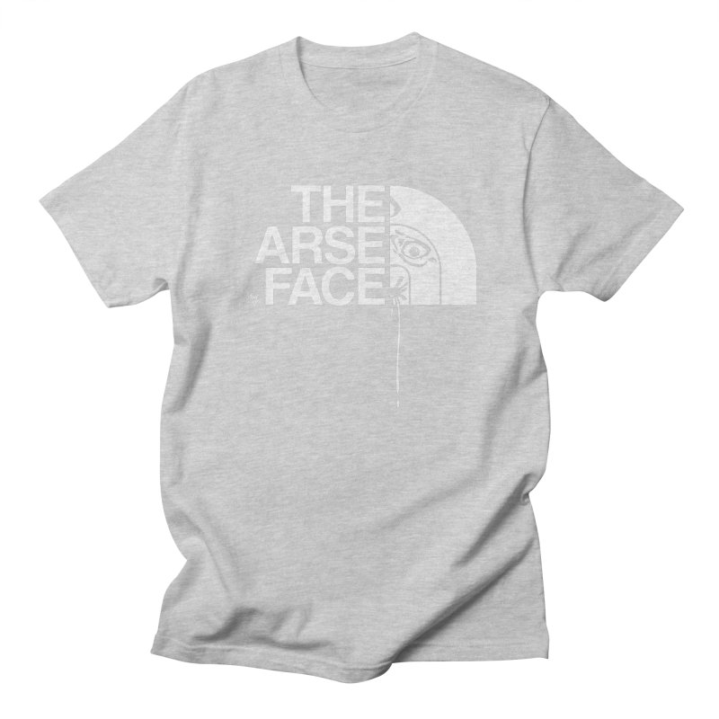 The Arse Face Men's Regular T-Shirt by ABELACLE