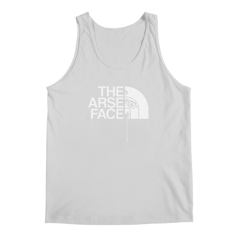 The Arse Face Men's Regular Tank by ABELACLE