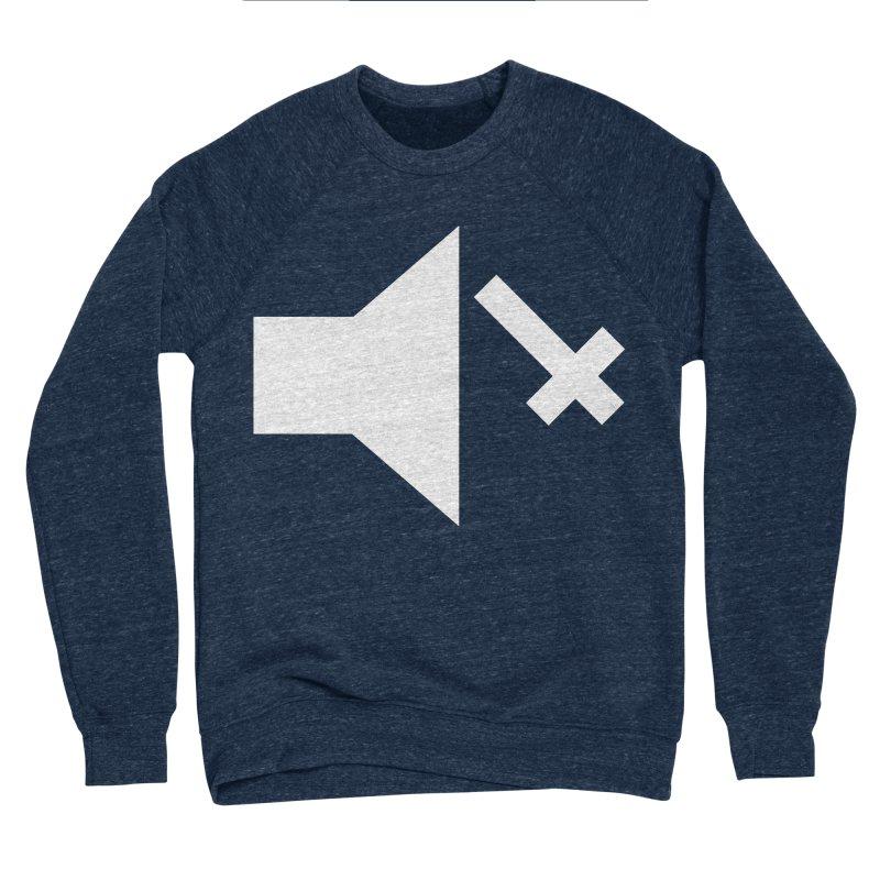 Mute Metal Women's Sponge Fleece Sweatshirt by ABELACLE