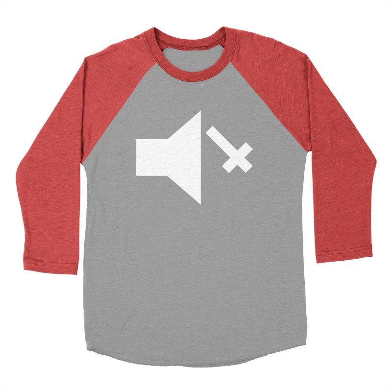 Mute Metal Men's Longsleeve T-Shirt by ABELACLE.