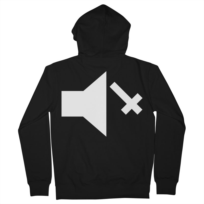 Mute Metal Women's French Terry Zip-Up Hoody by ABELACLE
