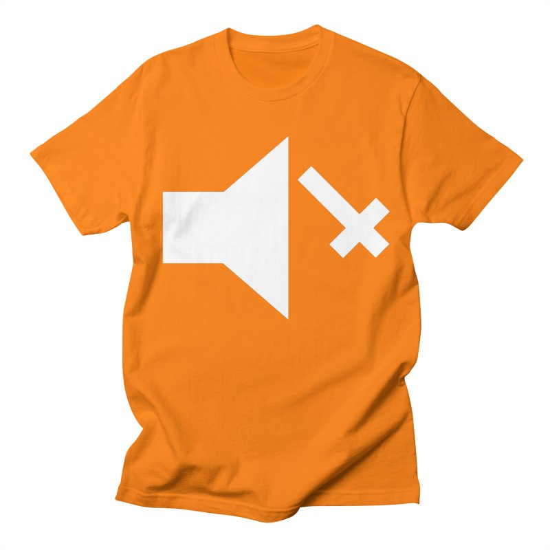 Mute Metal Women's Regular Unisex T-Shirt by ABELACLE