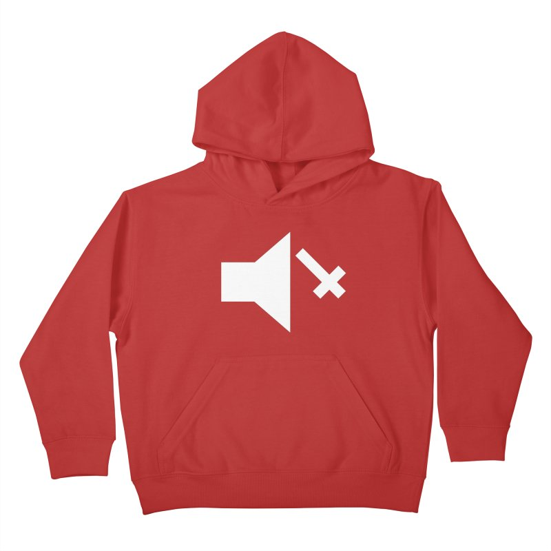 Mute Metal Kids Pullover Hoody by ABELACLE