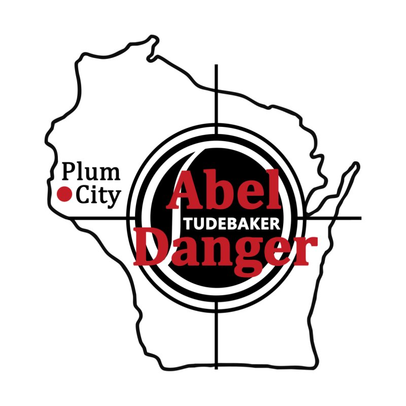Abel Danger Logo Merchandise   by Abel Danger Artist Shop