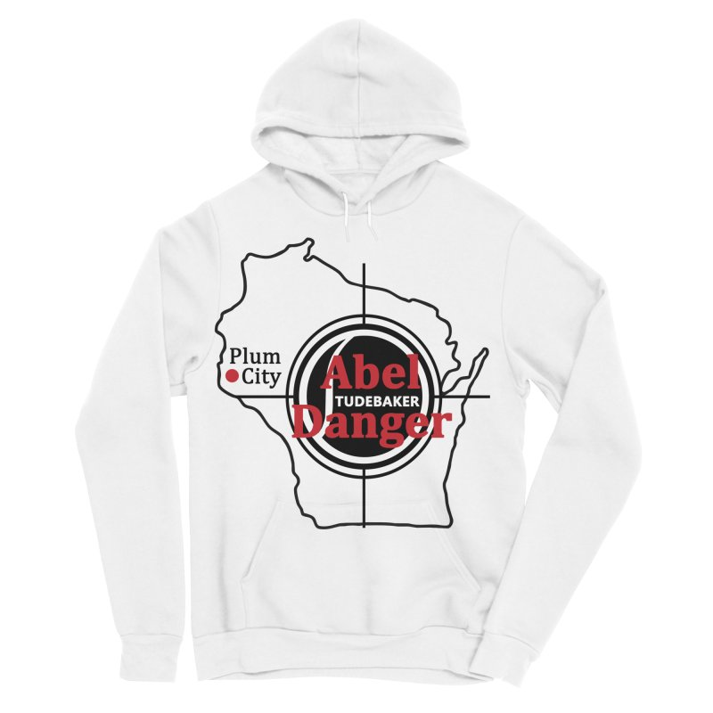Abel Danger Logo Merchandise Women's Sponge Fleece Pullover Hoody by Abel Danger Artist Shop