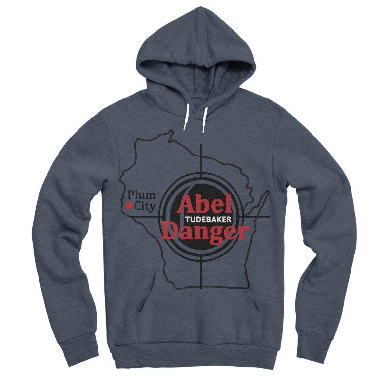 Abel Danger Logo Merchandise Women's Sponge Fleece Pullover Hoody by Abel Danger Artist Shop