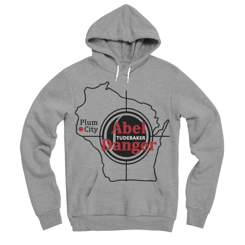 Abel Danger Logo Merchandise Men's Sponge Fleece Pullover Hoody by Abel Danger Artist Shop