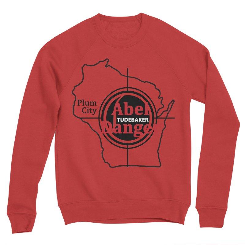 Abel Danger Logo Merchandise Men's Sponge Fleece Sweatshirt by Abel Danger Artist Shop