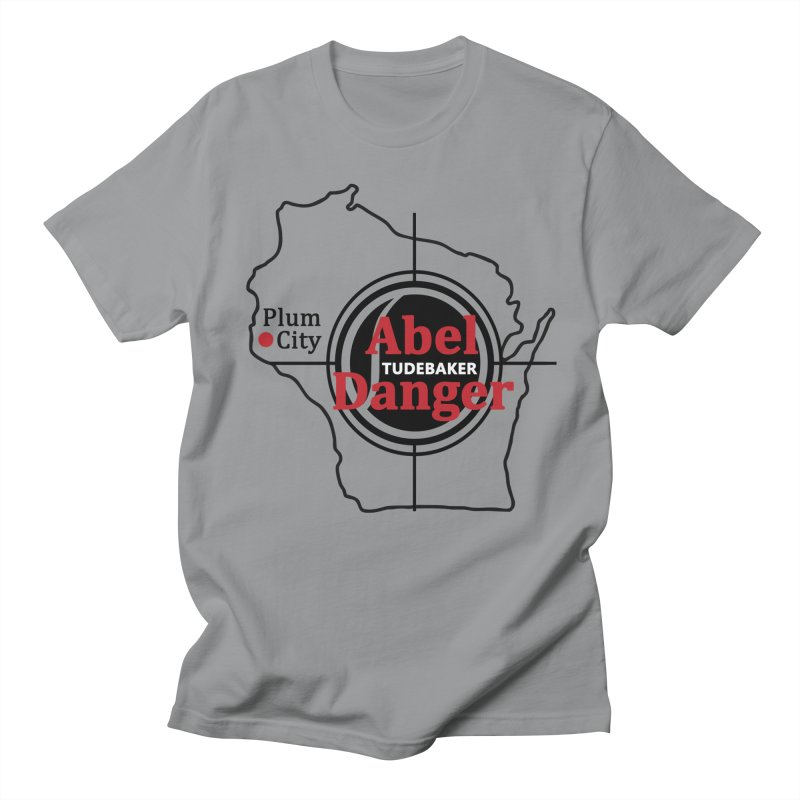 Abel Danger Logo Merchandise Women's Regular Unisex T-Shirt by Abel Danger Artist Shop