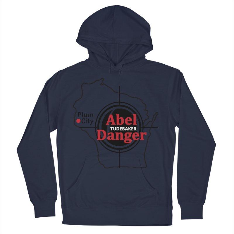 Abel Danger Logo Merchandise Men's French Terry Pullover Hoody by Abel Danger Artist Shop